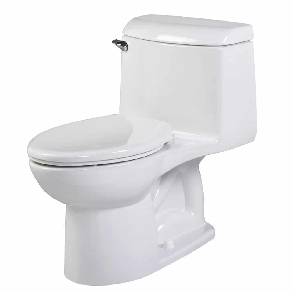 American Standard one piece toilet