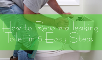 How to Repair a Leaking Toilet in 5 Simple Steps