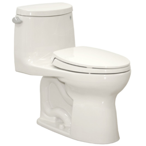 TOTO-MS604114CEFG#01-Ultramax-II-Het-Double-Cyclone-Elongated-One-Piece-To