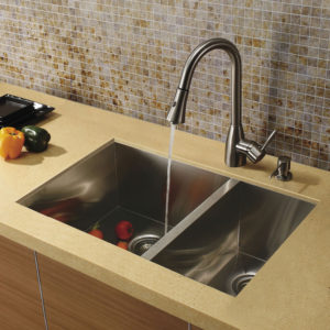 Undermount Sink Faucets