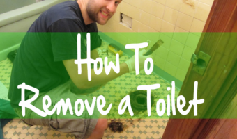 How to Remove a Toilet? The Quickest Way