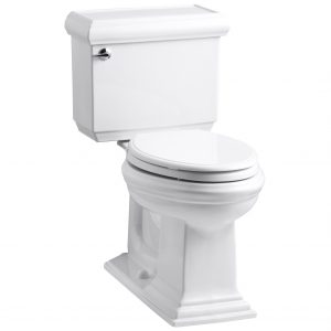 kohler Memoirs Comfort Height toilet