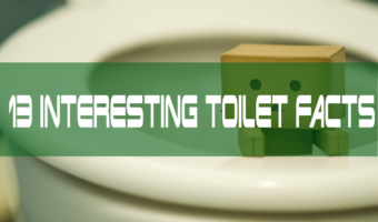 13 Interesting Toilet Facts You Probably Won't Flush