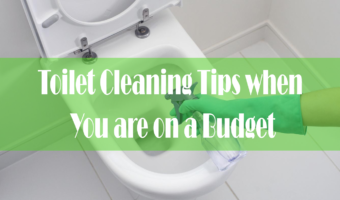Toilet Cleaning Tips when You are on a Budget