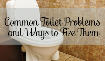Common Toilet Problems and Ways to Fix Them