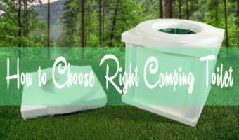 How to Choose Right Camping Toilet