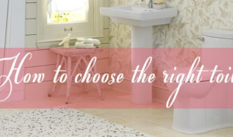 How to Choose the Right Toilet