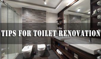 Top Tips for Toilet Renovation in 2017