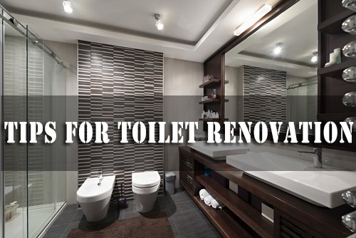 Toilet renovation does require proper planning in terms of choosing the  items required and the budget that matches. Sometimes even a small bathroom  could ...
