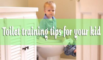 Toilet Training Tips for Your Kid