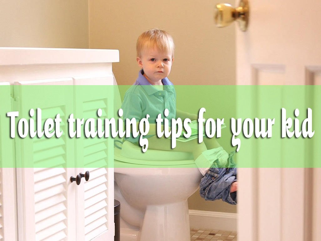 How old should my toddler be when I start potty training?