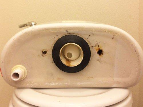 toilet tank seal