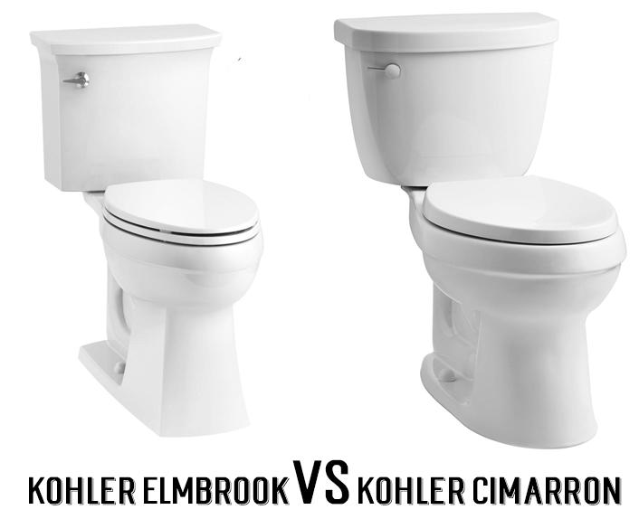 Kohler Elmbrook vs Cimarron: Which Toilet Is Right for You? - Shop ...