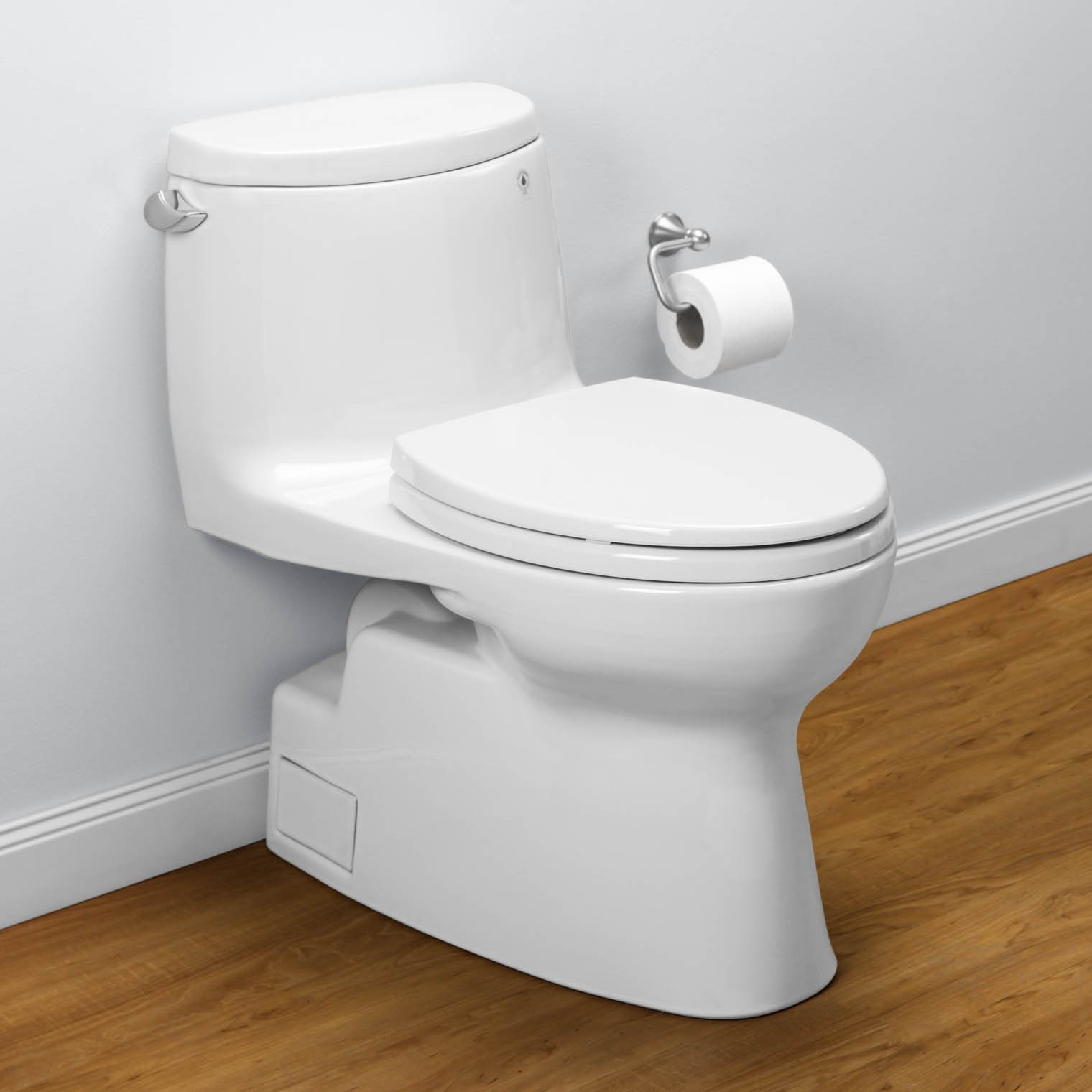 TOTO Carlyle II Review: The Best Tornado Flush Toilet - Shop Toilet