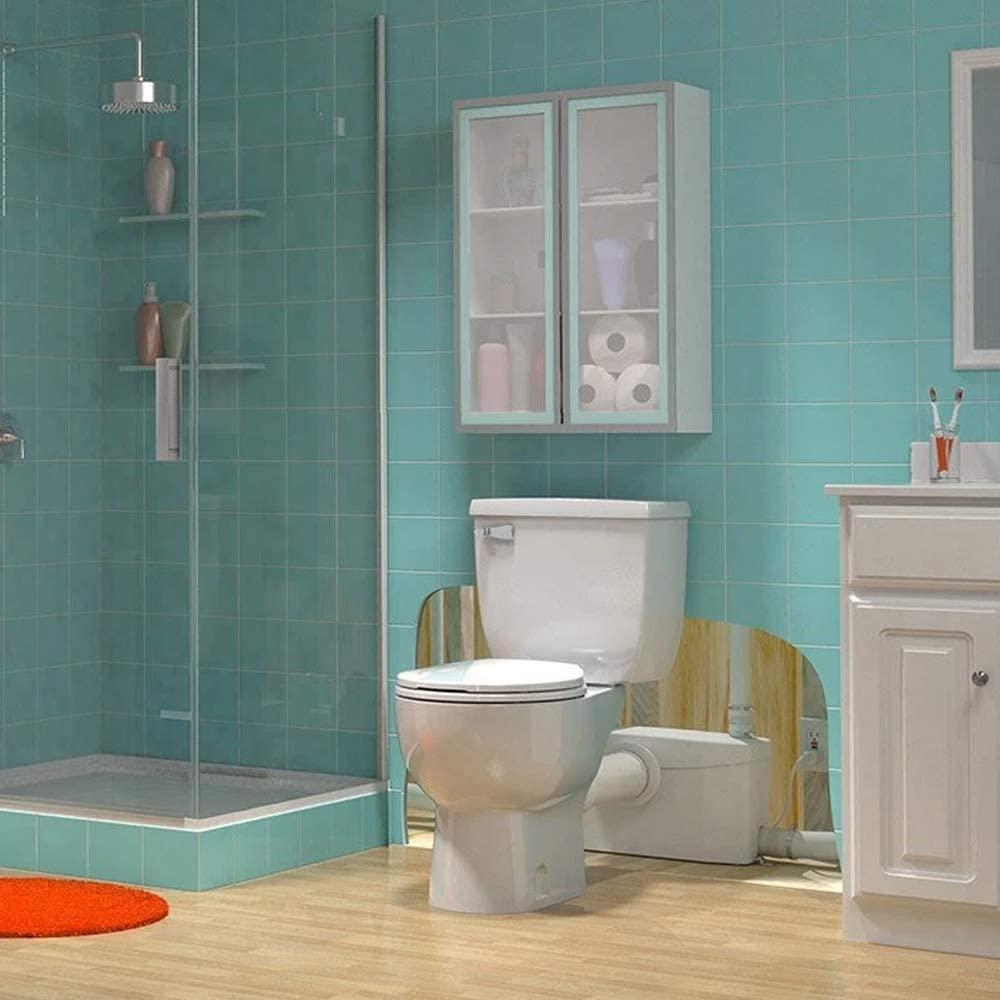 Silent Venus Macerating Toilet