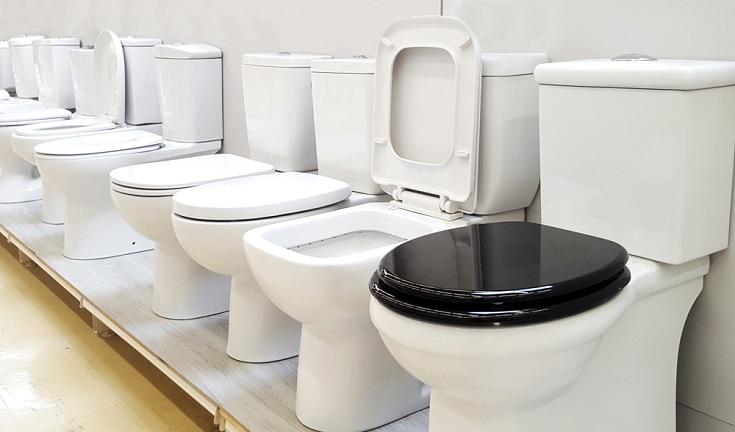 Toilet bowls for sale