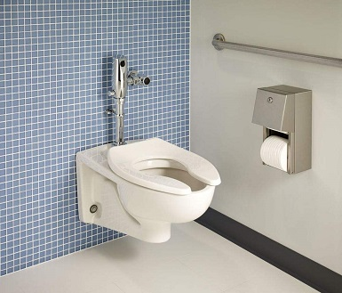 American Standard 2257101.020 2257.101.020 Toilet Bowl