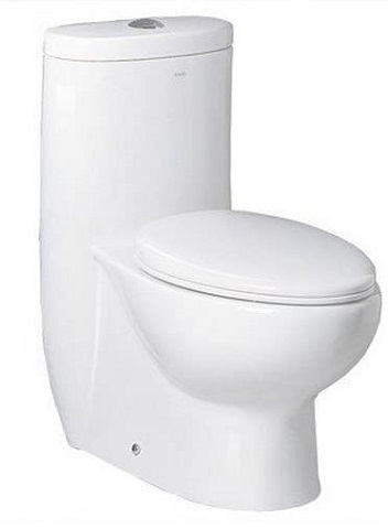 Ariel Bath TB309-1M Elongated One Piece Toilet