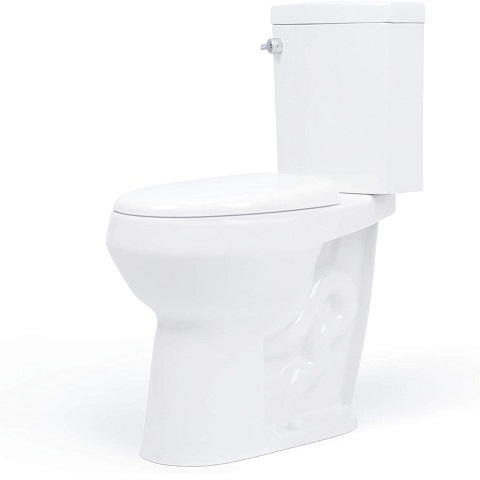 Convenient Height S Dual Flush Toilet