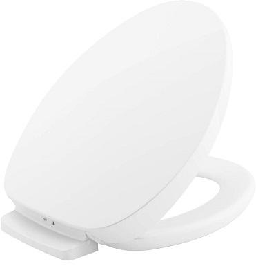 KOHLER K-10349-0 PureWarmth Heated Toilet Seat