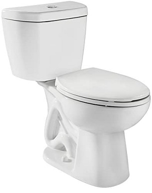 Niagara 77001WHCO1 Stealth 0.8 GPF Toilet with Elongated Bowl