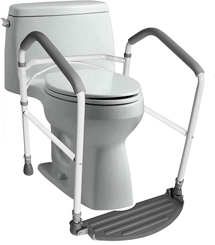 RMS Toilet Safety Frame & Rail