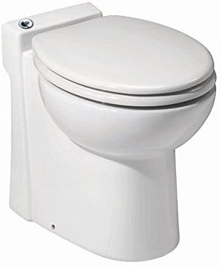 Saniflo 023 Sanicompact Self-Contained Toilet