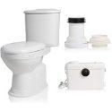 Silent Venus Macerating Upflush Toilet Kit