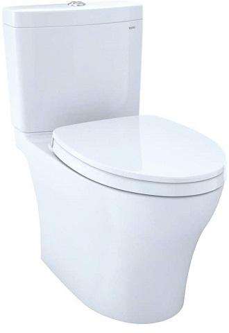 Toto MS446124CEMG#01 Aquia IV Dual Flush Toilet