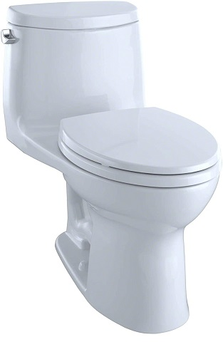 Toto MS604114CEFG#01 UltraMax II One-Piece Toilet