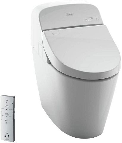 Toto MS920CEMFG#01 Washlet with Integrated Toilet