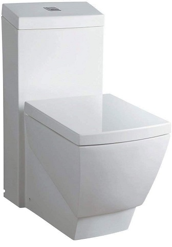 WOODBRIDGE T-0020 Elongated One Piece Toilet
