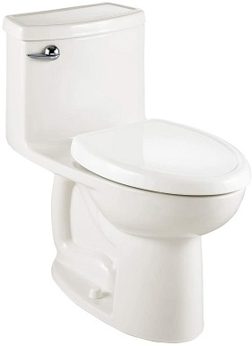 American Standard 2403128.020 Compact Cadet Toilet