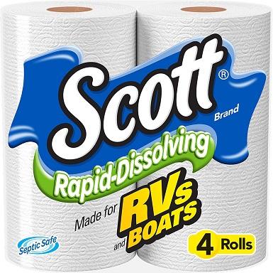 Scott Rapid-Dissolving