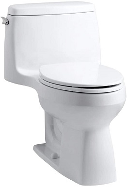 1Kohler 3810-0 Santa Rosa Comfort Height Elongated
