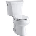 KOHLER Wellworth Dual-Flush Toilet