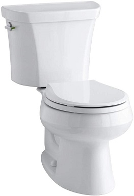 2KOHLER K-3987-0 Wellworth Two-Piece