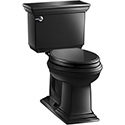 KOHLER Memoirs Stately Elongated Toilet