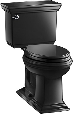 5KOHLER K-3817-7 Memoirs Stately Comfort Height