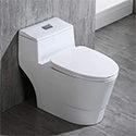 WOODBRIDGE Comfort Height Modern Toilet