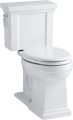 8KOHLER K-3950-0 Tresham Comfort Height