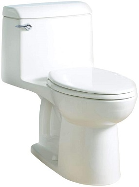 American Standard 2004314.020 Champion 4 Elongated One-Piece 1.6 GPF with Toilet Seat
