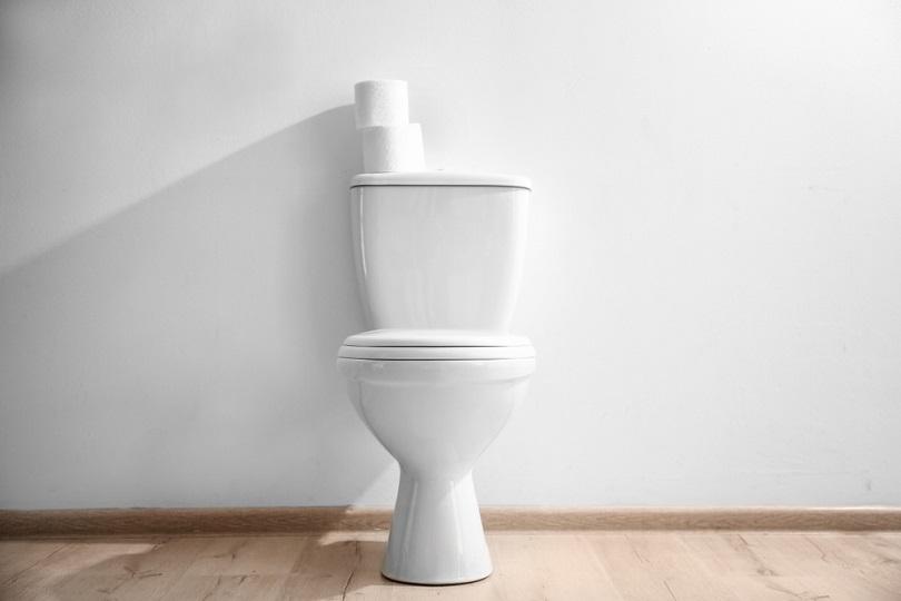 New ceramic toilet bowl