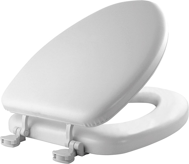 Padded Toilet Seat