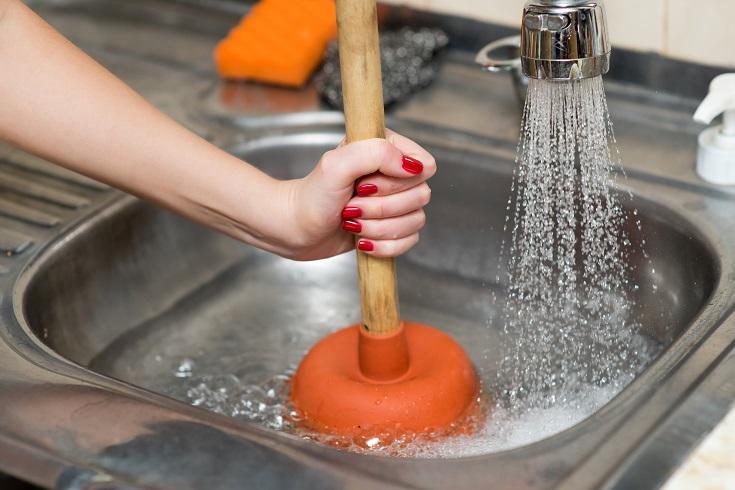 Sink Plunger_shutterstock_Slava Dumchev