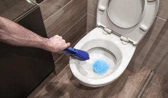 liquid toilet unclogger